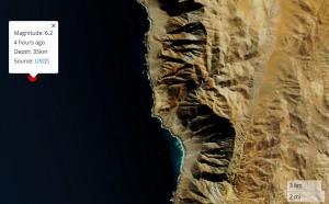 Taltal-Chile-Earthquake