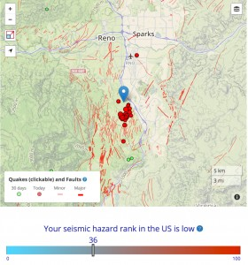 Nevada-earthquake