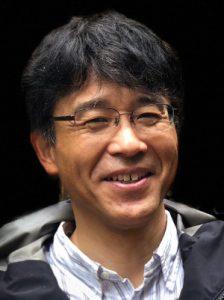 Shinji Toda Temblor