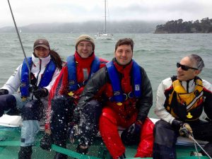 team-temblor-sailing