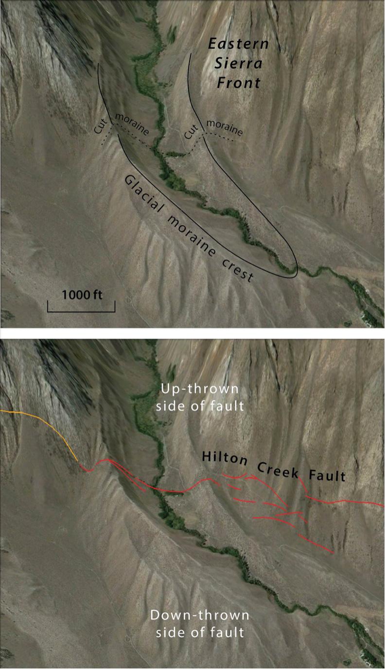 Hilton Creek fault