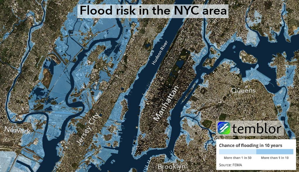 US Flood Maps: Do you live in a flood zone?