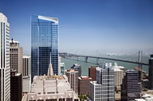 San Francisco's Millennium Tower, an architectural gem, has tilted two inches and sunk over a foot since its construction in 2009.