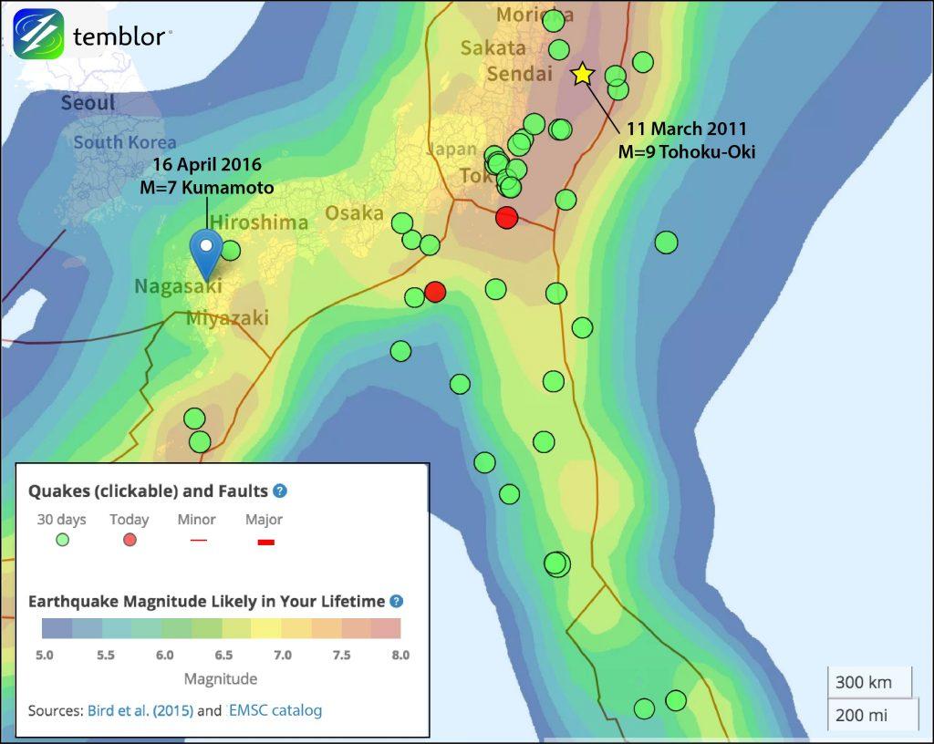 Japan-earthquake-forecast