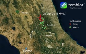 #ItalyEarthquakes: Second damaging shock rips north from Amatrice