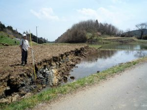 Iwaki-earthquake-fault-rupture