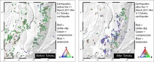 tohoku-japan-earthquake-aftershock-sequence-focal-mechanisms