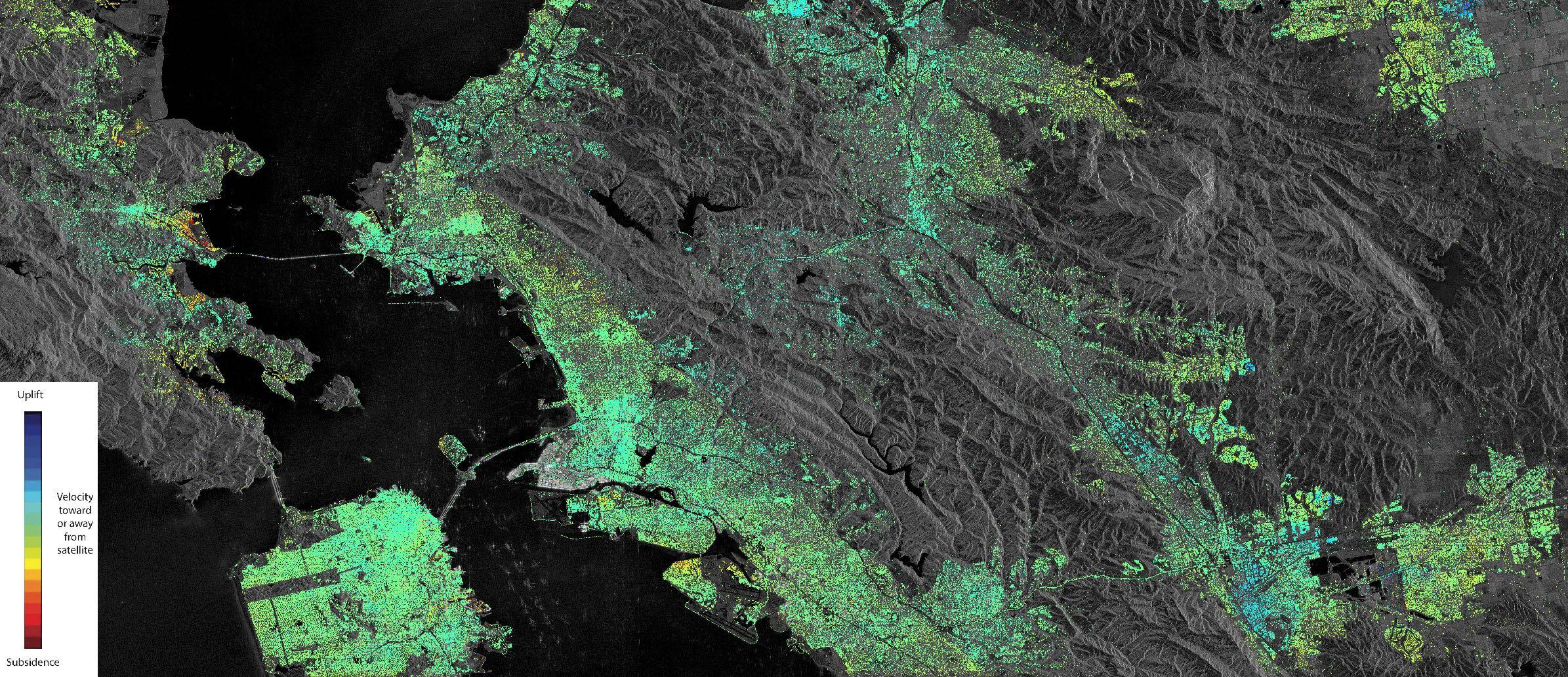 Bay-Area-subsidence-uplift-map