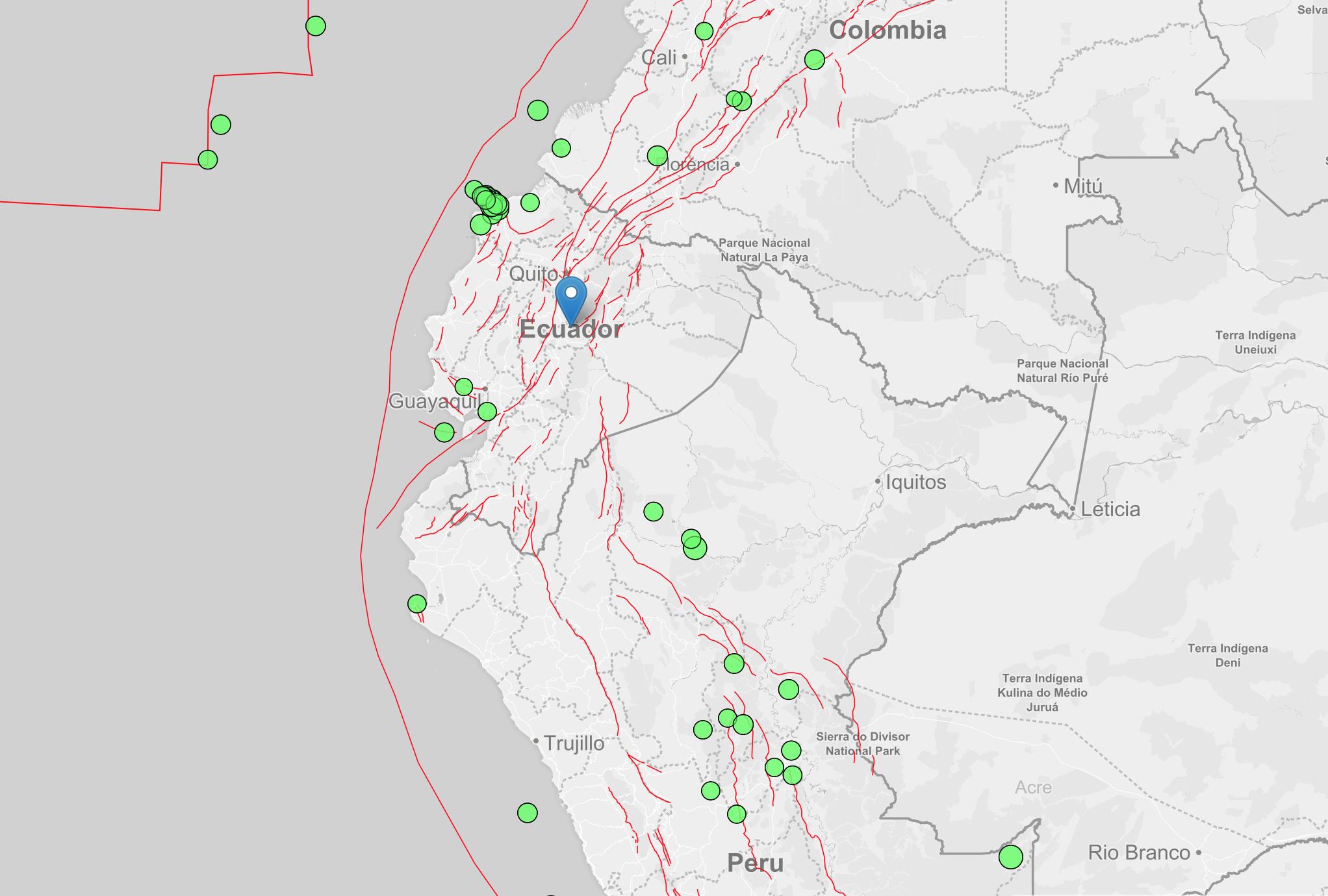 south-america-fault-map-peru-ecuador-colombia