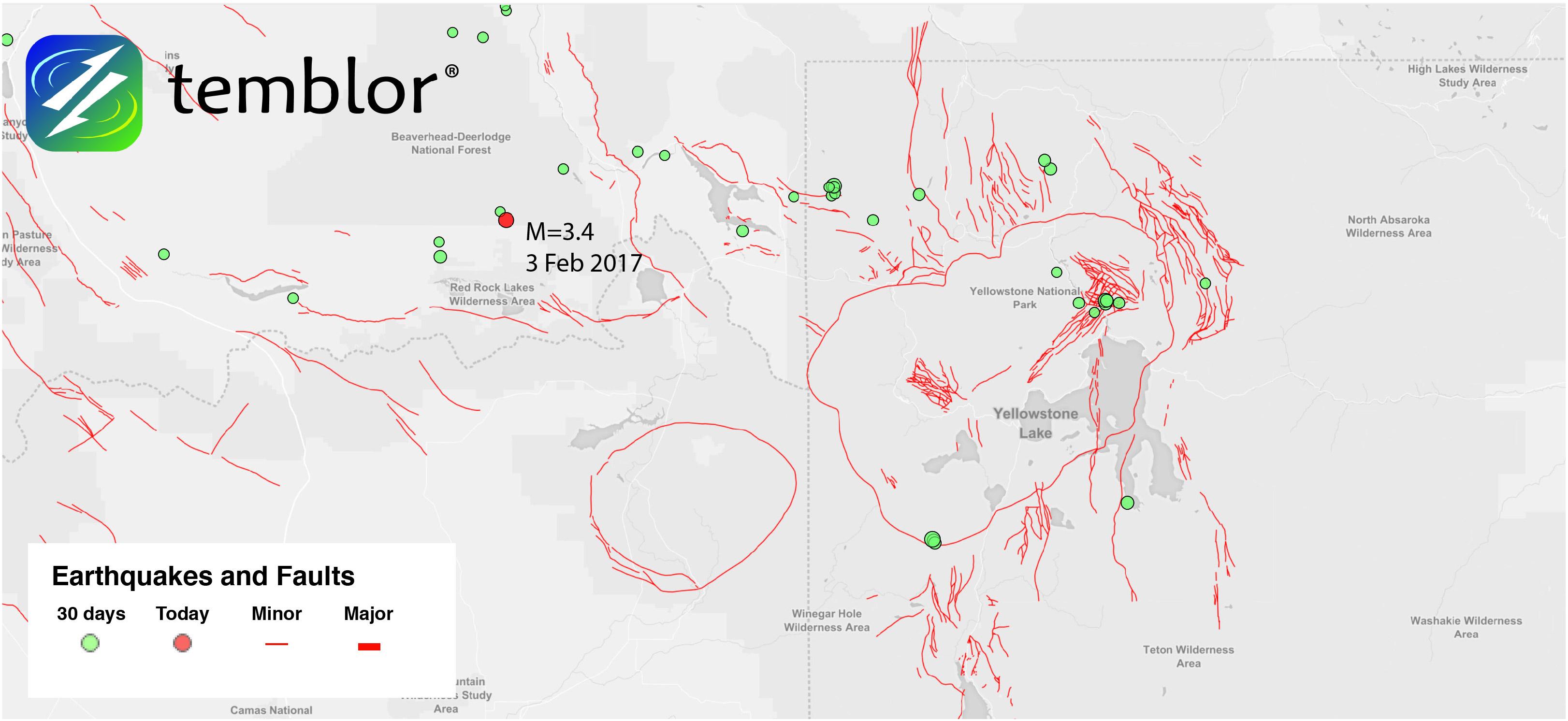 idaho-earthquake-map-yellowstone-national-park-earthquakes – Temblor.net