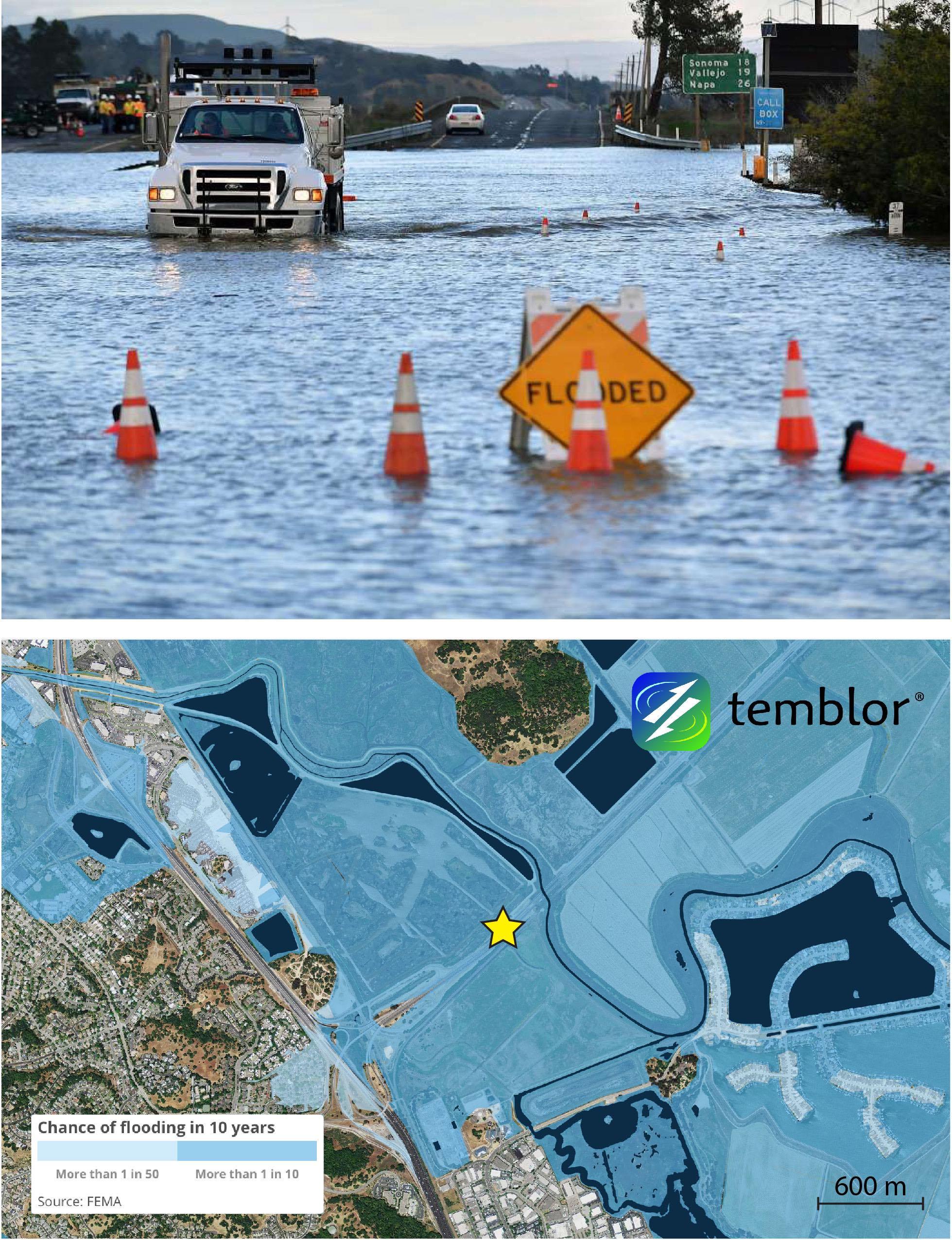 Novato-Flooding