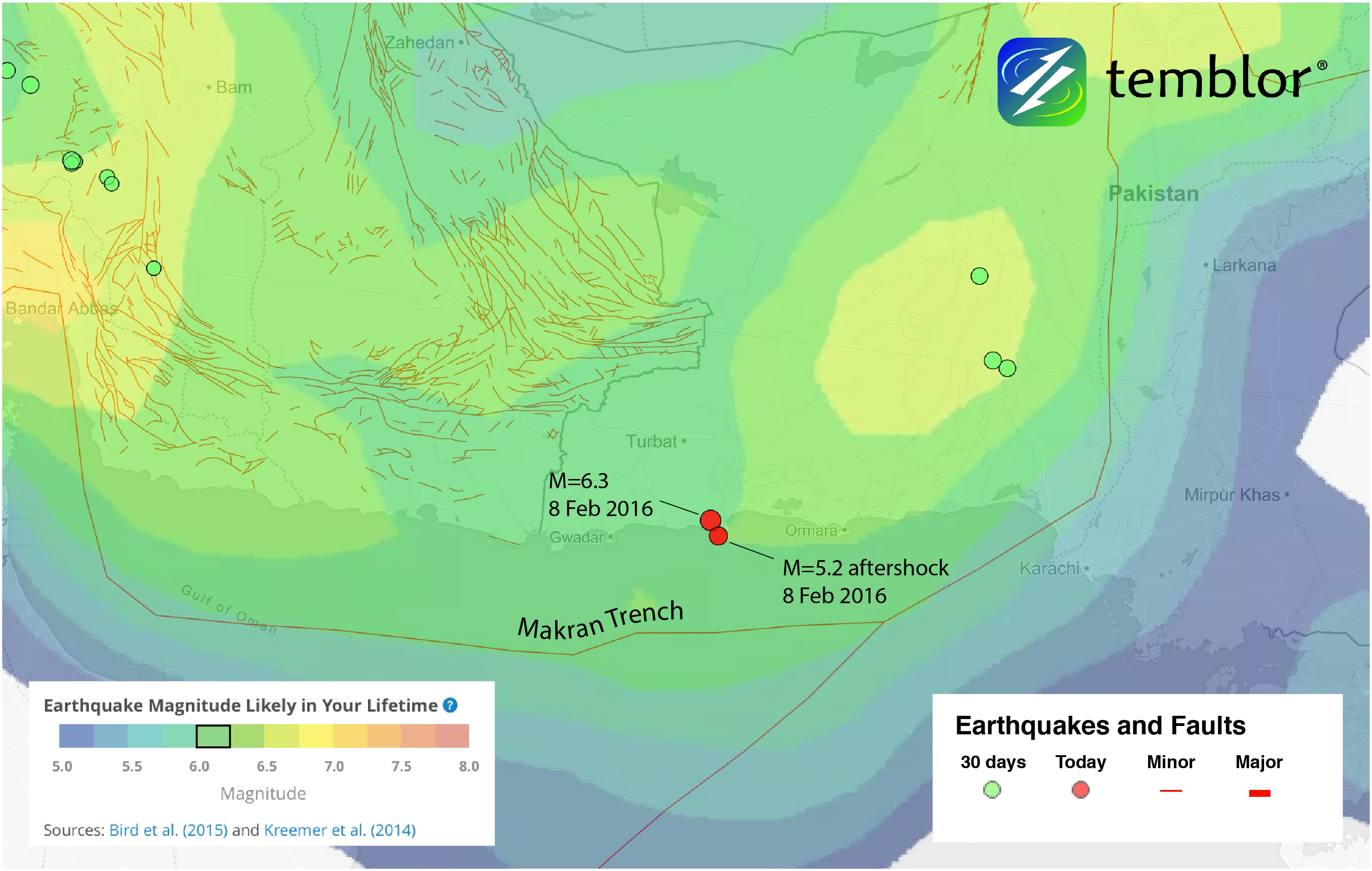 pakistan-earthquake-map-makran-trench