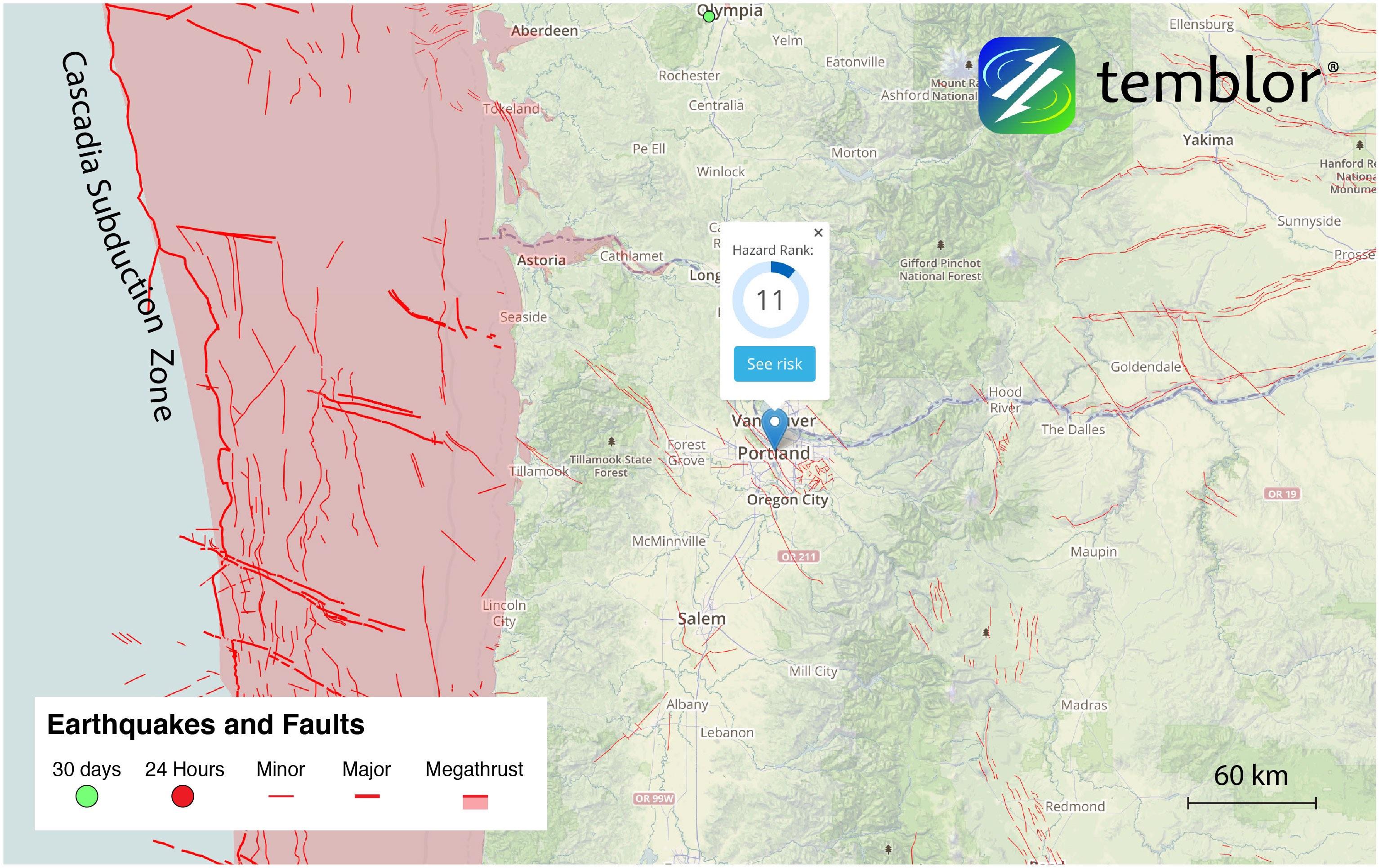 Portland-Cascadia-Subduction-Zone