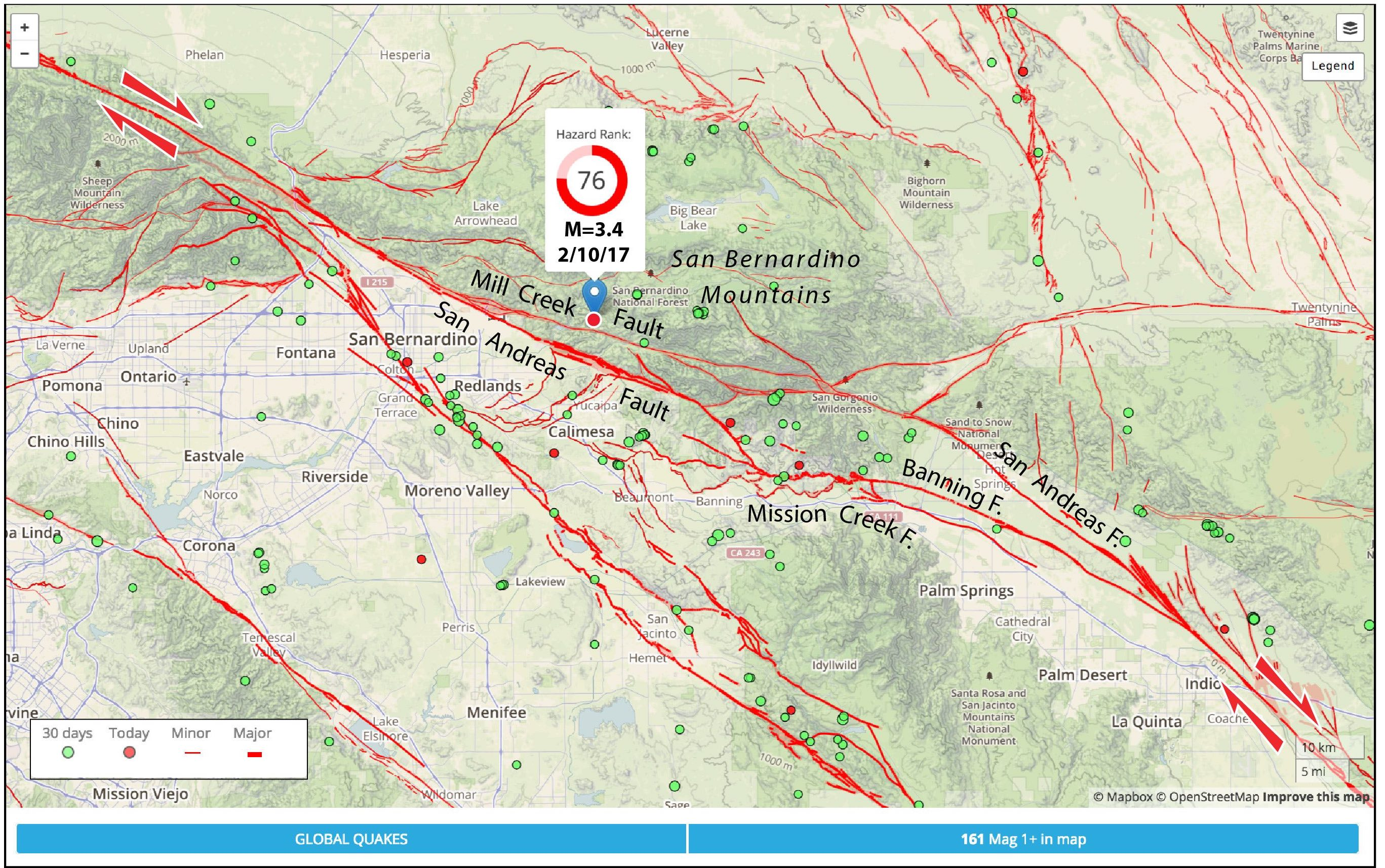 San Andreas Fault earthquake wakes San Bernardino and ... on new madrid fault map, calaveras fault line map, california fault map, andreas fault line map, san jacinto fault zone, hayward fault zone, newport-inglewood fault zone map, rose canyon fault map, mount shasta, salton sea map, san gorgonio wilderness map, north america fault map, hayward fault map, garlock fault map, balcones fault line map, west coast fault line map, whittier fault map, 1906 san francisco earthquake, silicon valley, bay area fault map, los angeles map, city of san antonio map, big sur map, southern california faults, earthquakes in california, calaveras fault, arizona fault map, garlock fault, riverside san bernardino county cities map, carrizo plain, mojave desert,