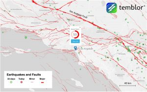 Southern-California-Fault-Map