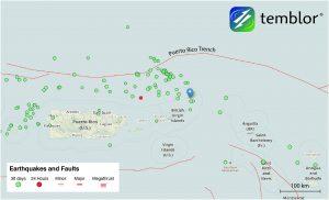 caribbean-fault-map
