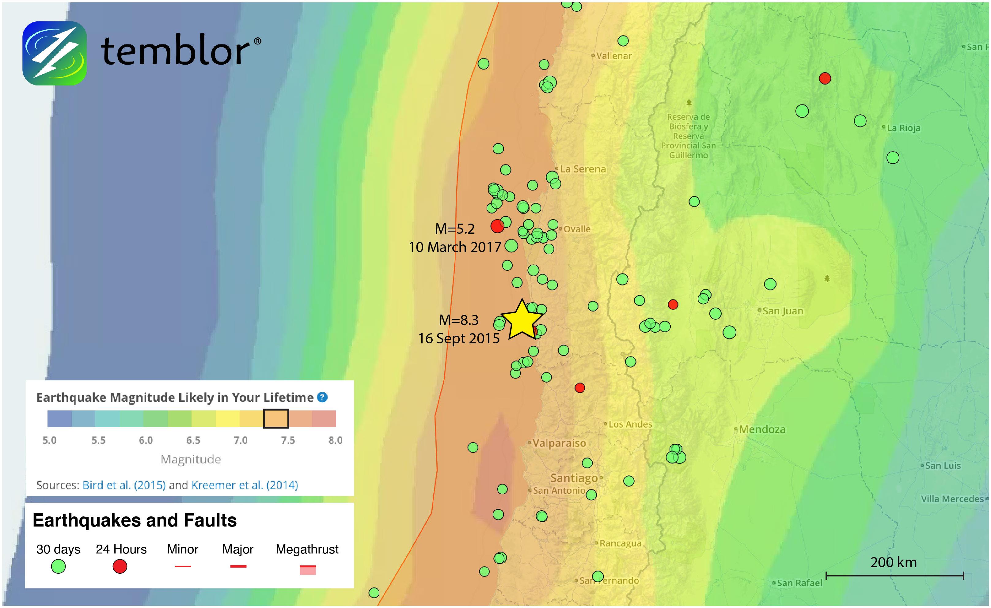 chile-earthquake-map-earthquake-forecast