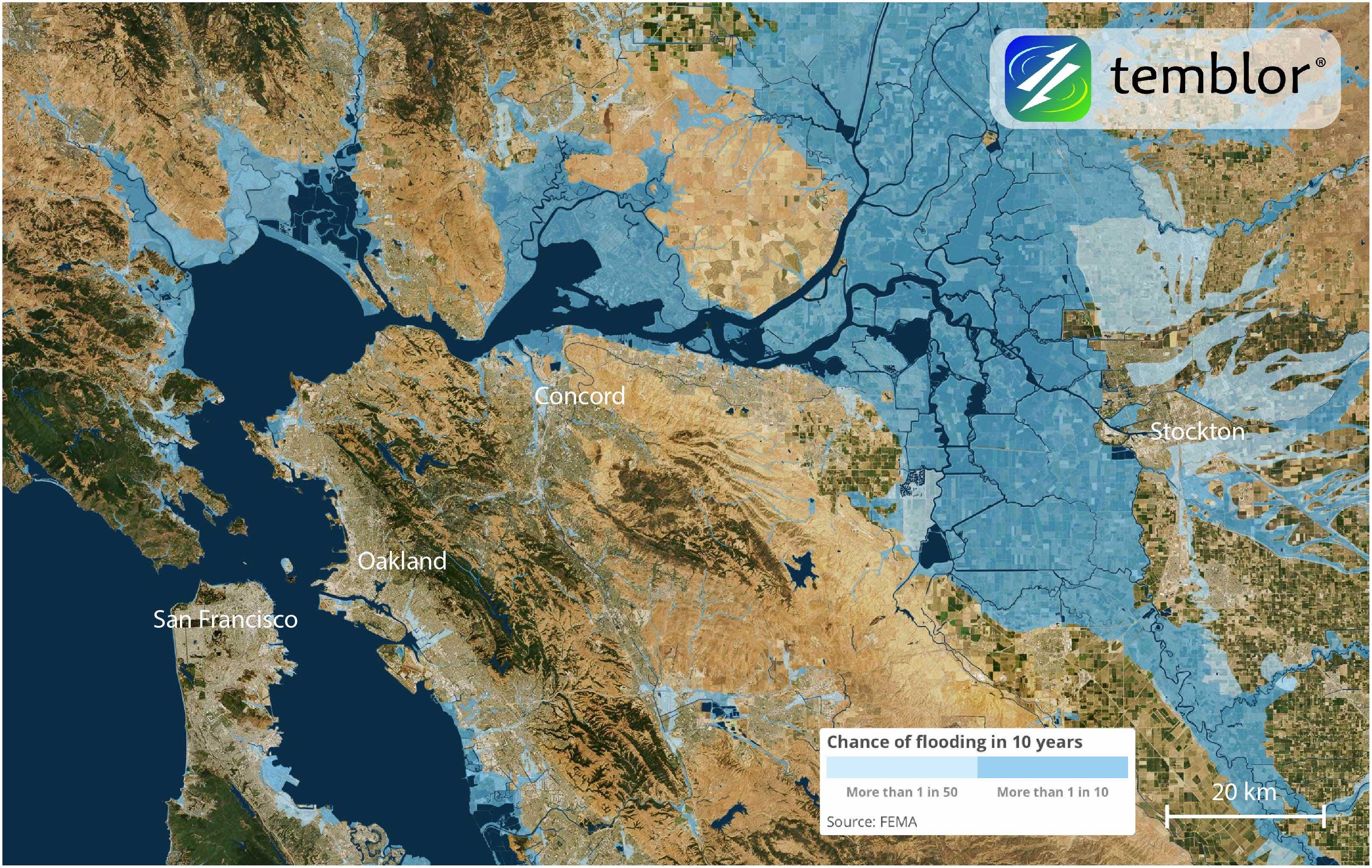 Flood-Map-Bay-Area