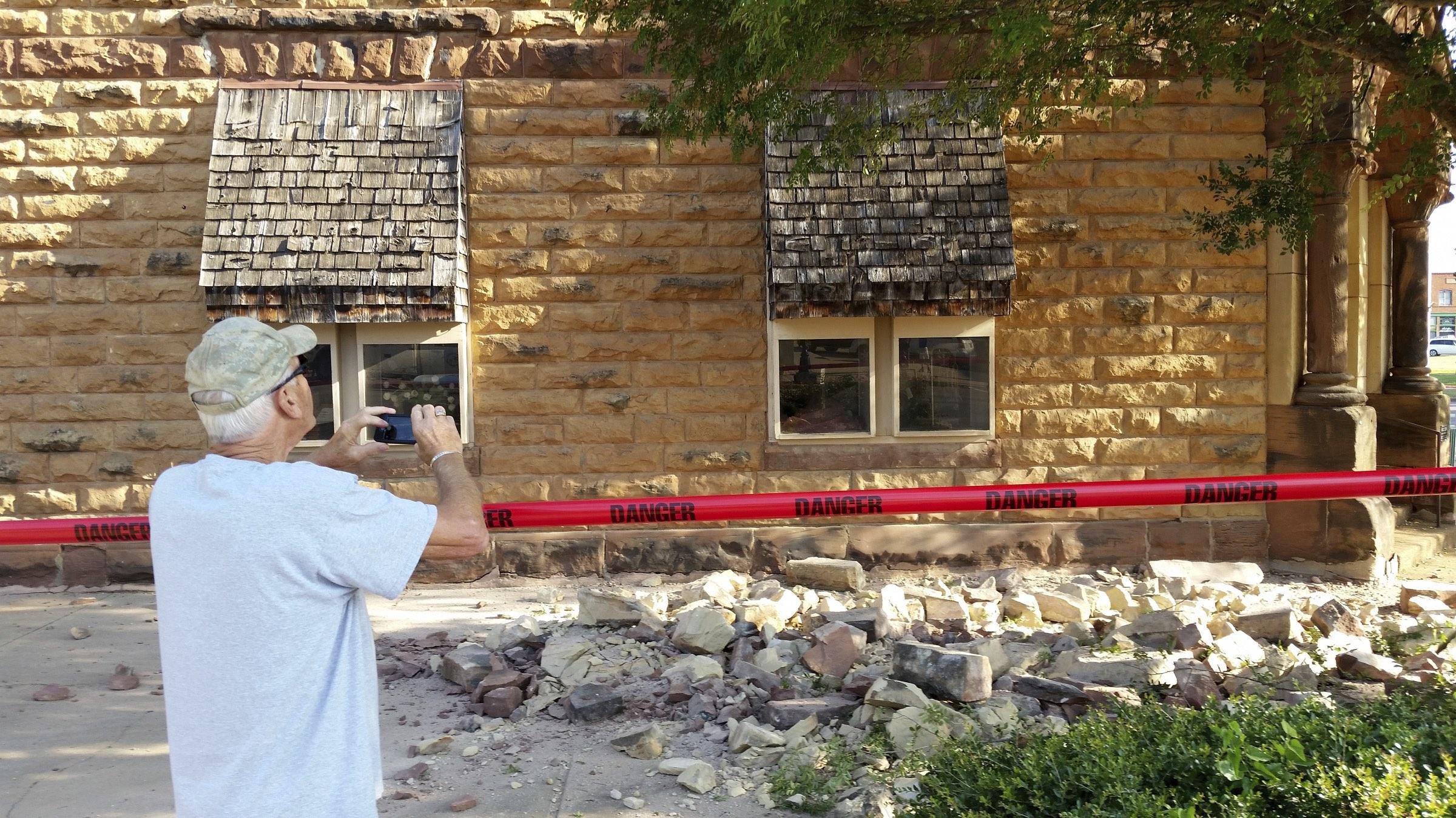 Pawnee-oklahoma-earthquake-damage