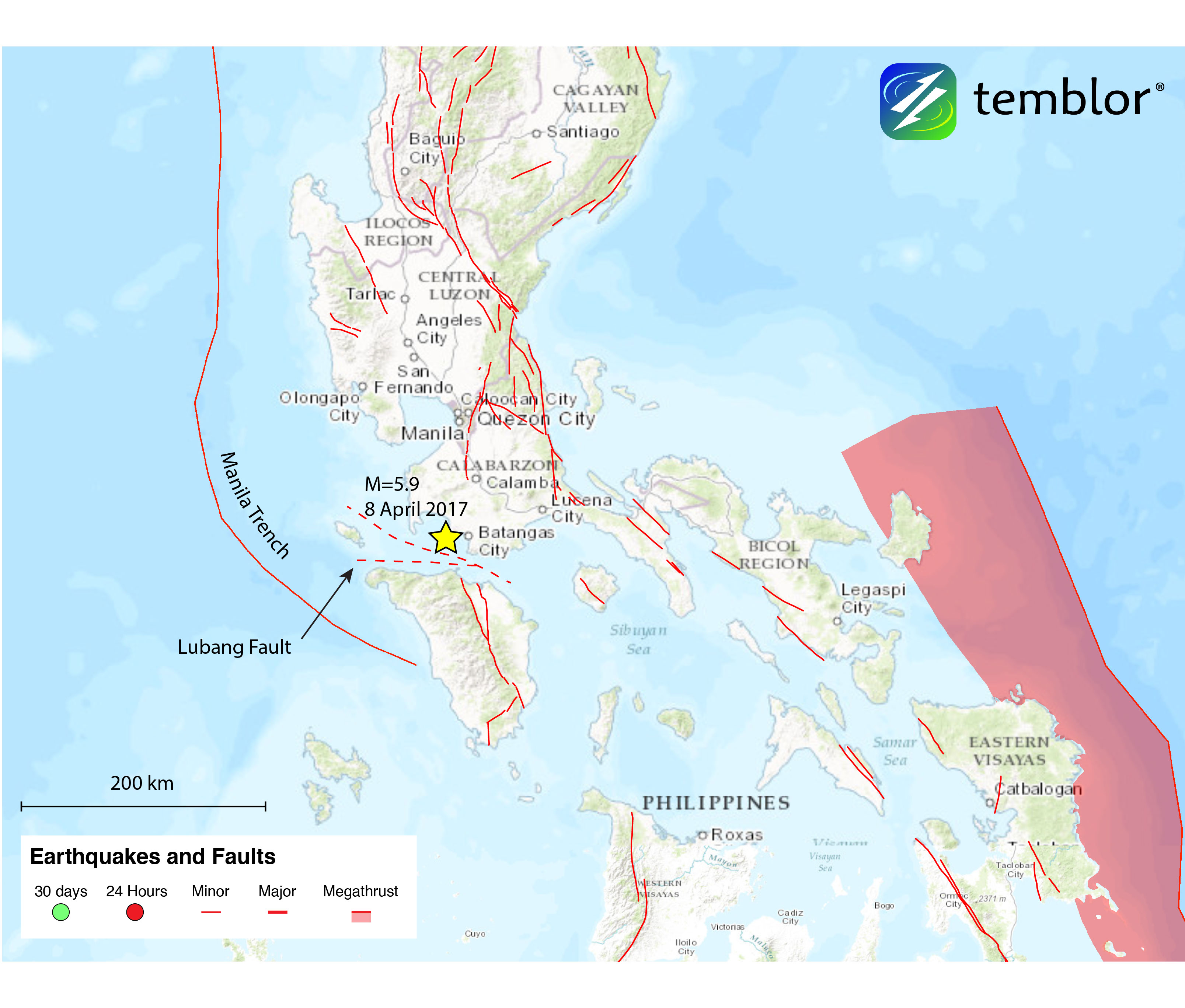 philippines-fault-map