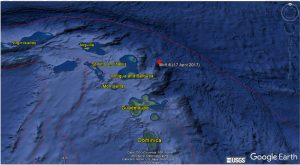 caribbean-earthquake-map