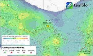 Iran-earthquake-forecast