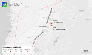 Western-taiwan-earthquake-map-fault-map