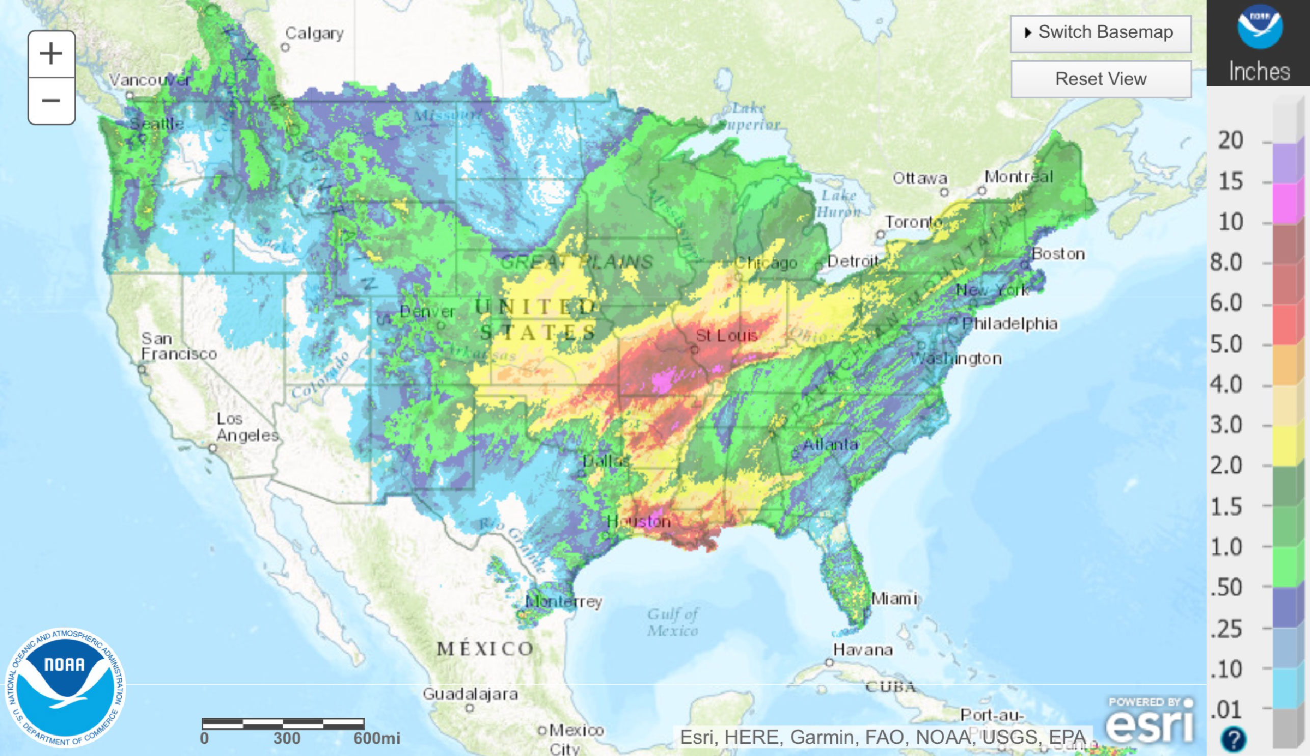 noaa-rainfall-map
