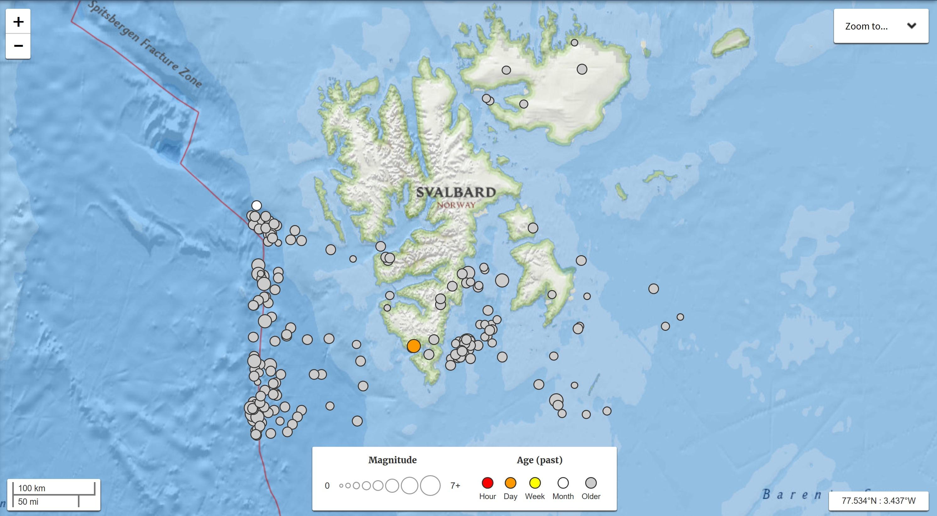 svalbard-earthquake-map