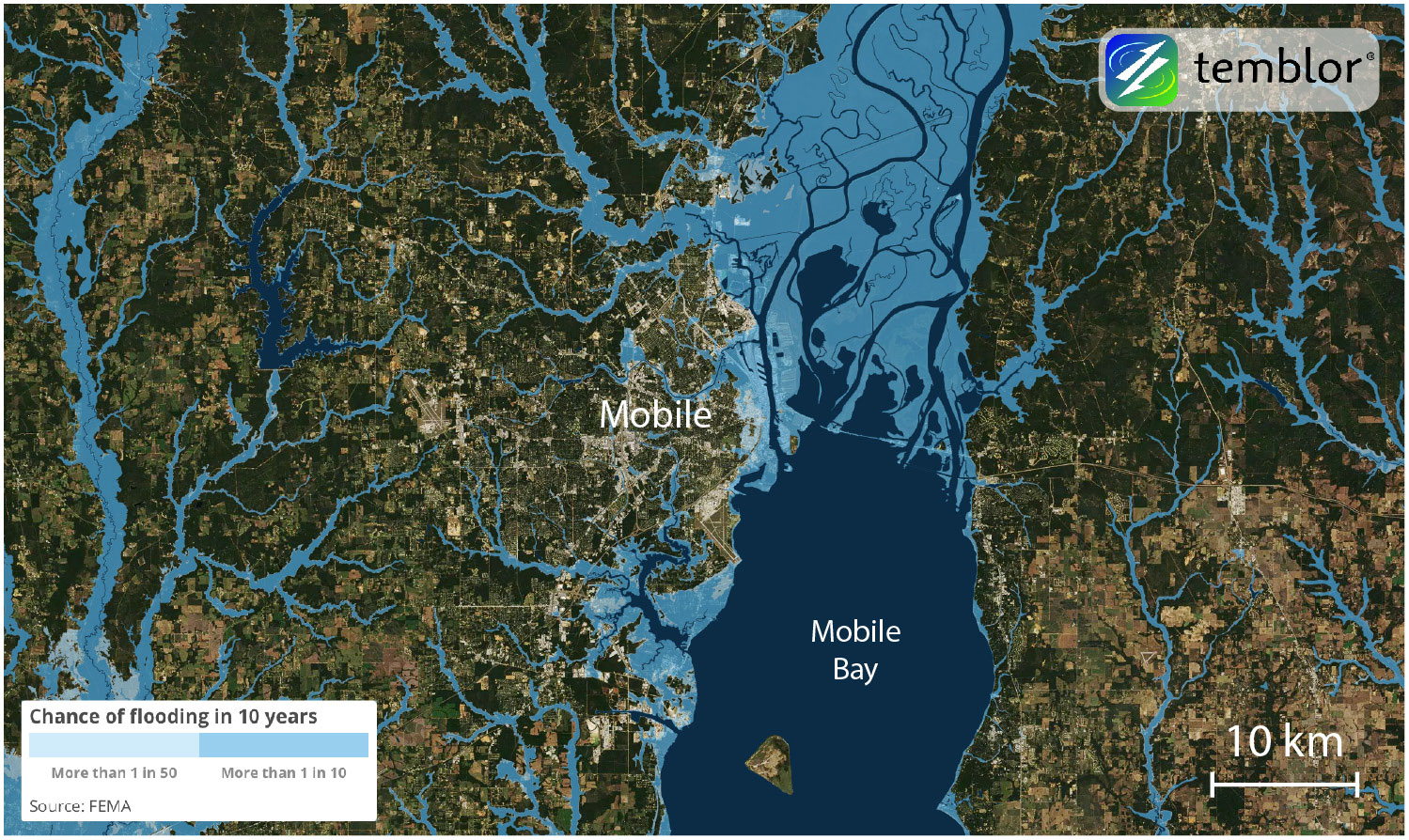 Mobile-alabama-flood-map