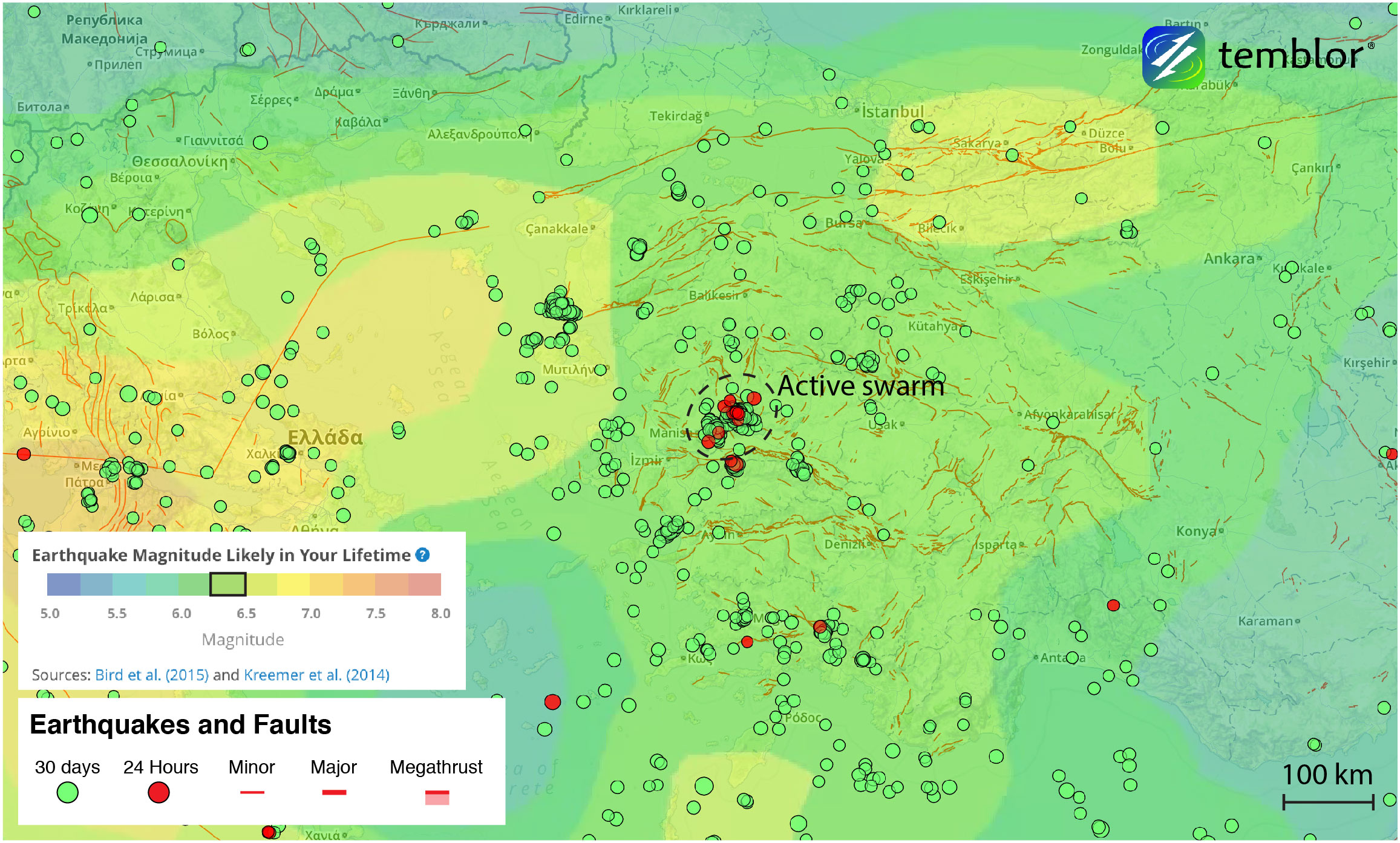 Turkey-active-seismic-swarm