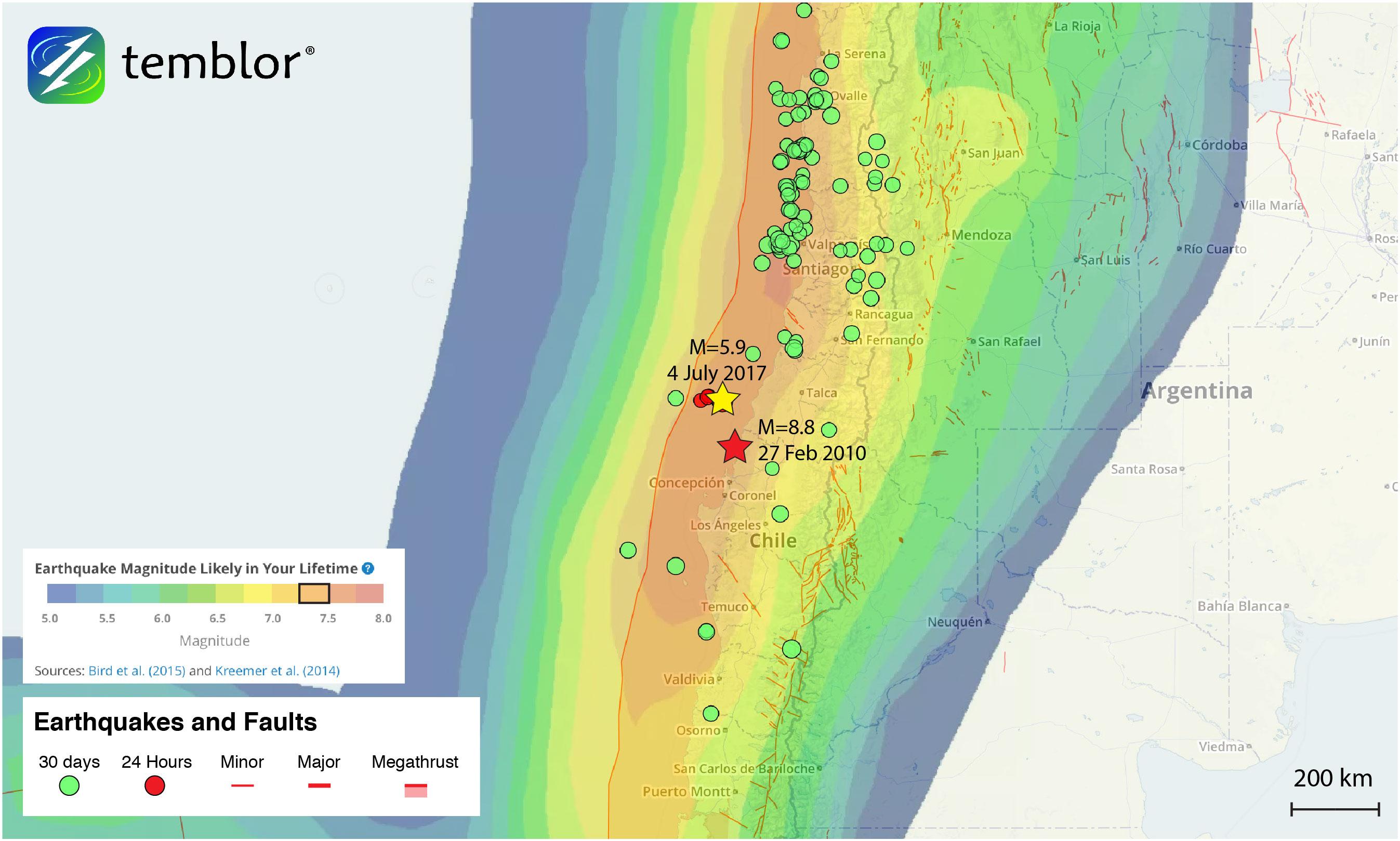 Chile earthquake gear maule earthquake map temblor chile earthquake gear maule earthquake map gumiabroncs Images