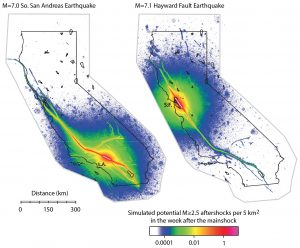 aftershock-simulations-san-andreas-fault-hayward-fault-map