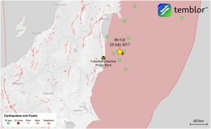 japan-earthquake-map-fukushima-nuclear-reactor