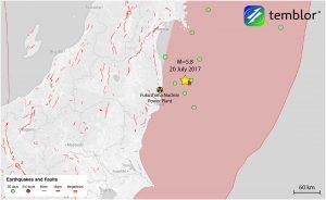japan-earthquake-map-fukushima-nuclear-reactor