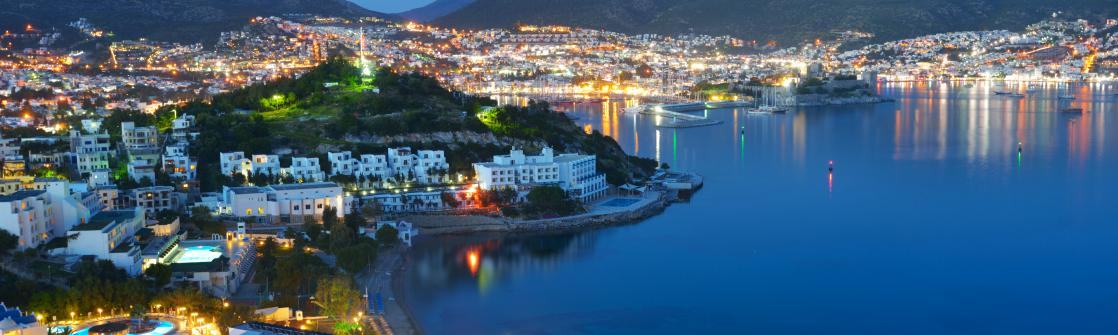 Bodrum (source: http://bareboatsailingholidays.com/destinations/turkey/the-carian-coast/bodrum/)