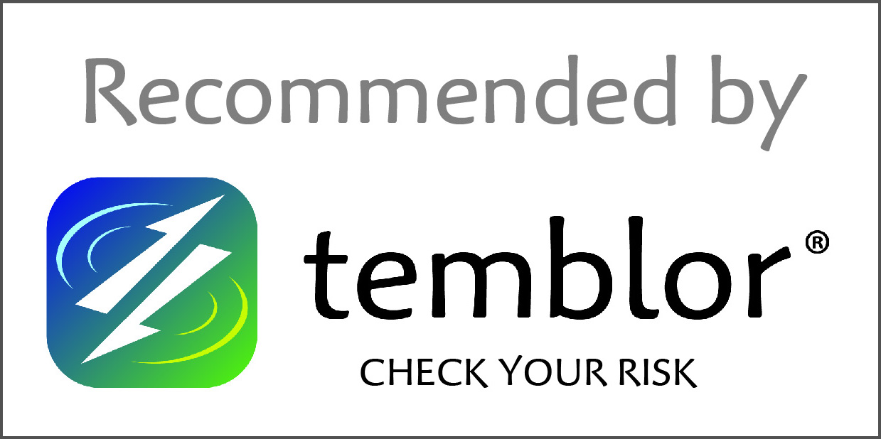 Check your Earthquake Risk with Temblor