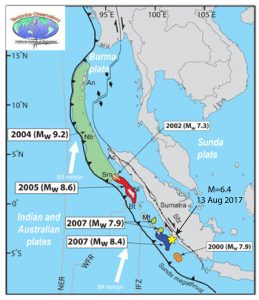 sumatra-earthquakes