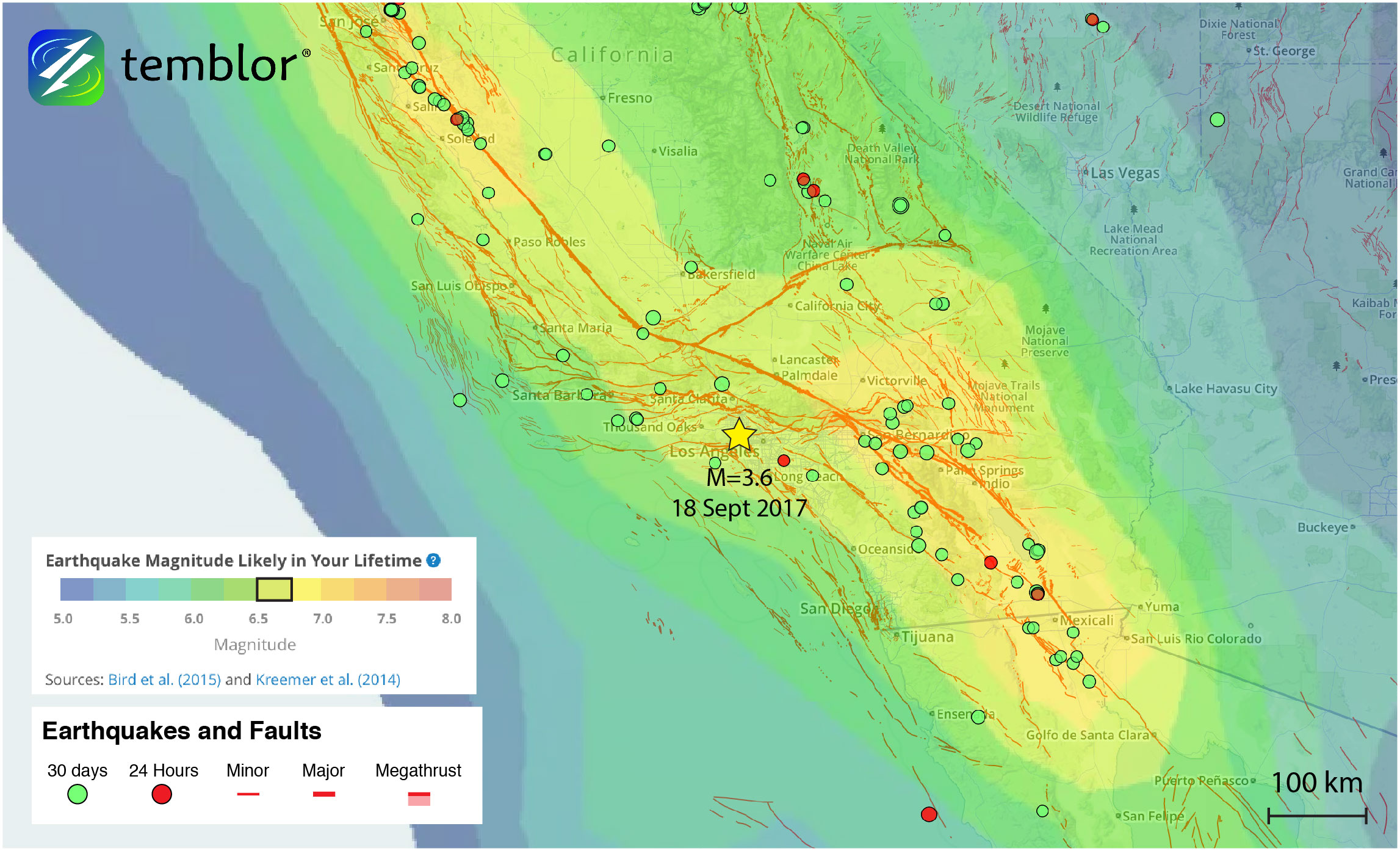 los-angeles-earthquake-forecast