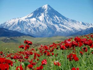 Damavand-mountain
