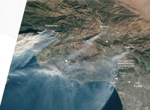 LA-Fire-map-satellite