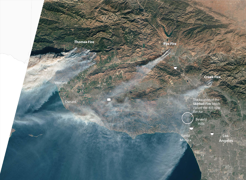 LA-Fire-map-satellite