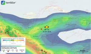 honduras-earthquake-map-forecast