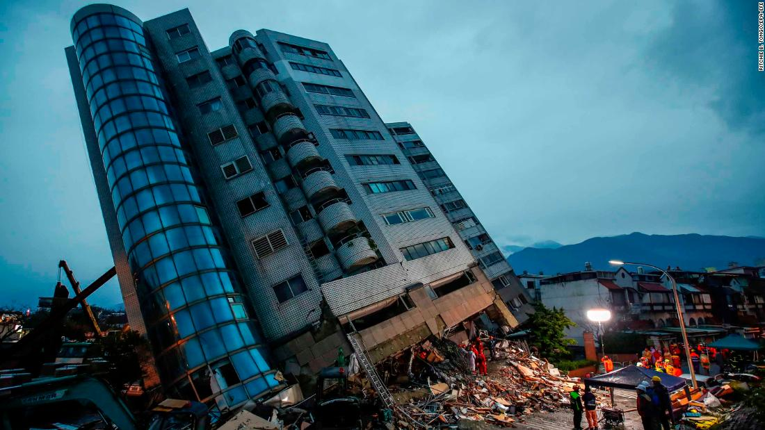 taiwan-earthquake-damage