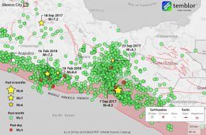Mexico-earthquake-map-large-earthquakes