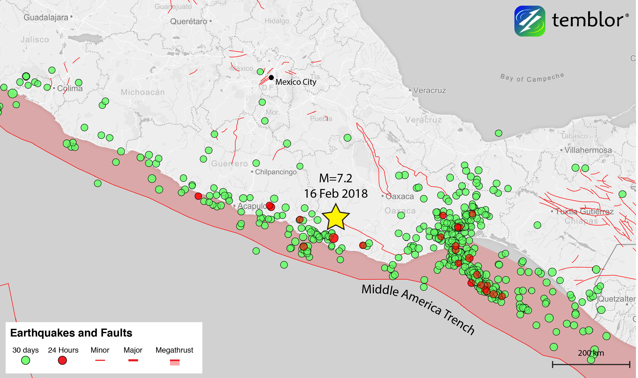 Mexico City Earthquake Map Successful Mexico City Earthquake Early Warning, but why three