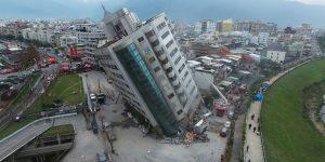 hualien-earthquake-building-damage