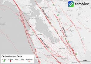 Bay-Area-Fault-Map