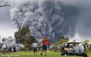 volcano-golf