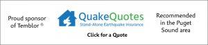 QuakeQuotes sponsor banner